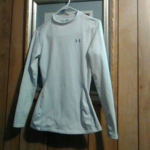 Under armour coldgear fitted top
